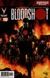 Cover for Bloodshot (Valiant Entertainment, 2012 series) #10 [Cover A - Mico Suayan]