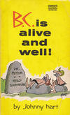 Cover for B.C. Is Alive and Well! (Gold Medal Books, 1969 series) #R2782