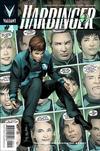 Cover for Harbinger (Valiant Entertainment, 2012 series) #4 [Cover A - Patrick Zircher]