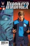 Cover for Harbinger (Valiant Entertainment, 2012 series) #2 [Cover B - Doug Braithwaite]