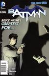 Cover for Batman (DC, 2011 series) #19 [Newsstand]