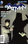 Cover for Batman (DC, 2011 series) #19 [Newsstand]