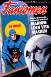 Cover for Fantomen (Semic, 1963 series) #17/1973