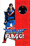 Cover for American Flagg! (NORMA Editorial, 2011 series)