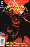 Cover for Batman and Robin (DC, 2011 series) #19 [Newsstand Edition]