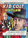 Cover for Kid Colt Outlaw (Horwitz, 1952 ? series) #87
