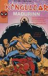 Cover for Kóngulóarmaðurinn (Semic International, 1985 series) #7/1986