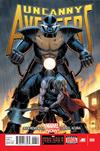 Cover for Uncanny Avengers (Marvel, 2012 series) #6