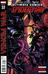 Cover for Ultimate Comics Spider-Man (Marvel, 2011 series) #22