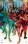 Cover Thumbnail for Jupiter's Legacy (2013 series) #1 [Dave Johnson variant cover]