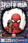 Cover for Superior Spider-Man (Marvel, 2013 series) #5 [2nd Printing]