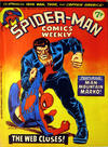 Cover for Spider-Man Comics Weekly (Marvel UK, 1973 series) #86