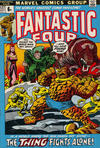 Cover for Fantastic Four (Marvel, 1961 series) #127 [British]