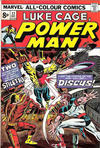 Cover Thumbnail for Power Man (1974 series) #22 [UK Price Variant]
