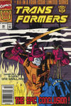 Cover for The Transformers (Marvel, 1984 series) #80 [Australian Price Variant]