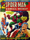 Cover for Spider-Man Comics Weekly (Marvel UK, 1973 series) #73