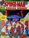 Cover for Spider-Man Comics Weekly (Marvel UK, 1973 series) #70