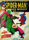Cover for Spider-Man Comics Weekly (Marvel UK, 1973 series) #69