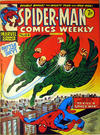 Cover for Spider-Man Comics Weekly (Marvel UK, 1973 series) #64