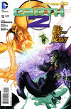 Cover for Earth 2 (DC, 2012 series) #12