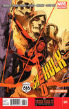 Cover for Red She-Hulk (Marvel, 2012 series) #65
