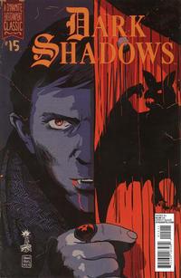 Cover Thumbnail for Dark Shadows (Dynamite Entertainment, 2011 series) #15