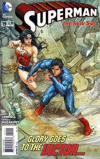 Cover Thumbnail for Superman (DC, 2011 series) #19 [Direct Sales]