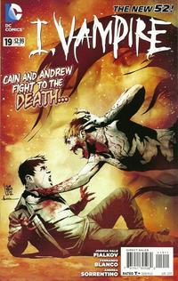 Cover Thumbnail for I, Vampire (DC, 2011 series) #19