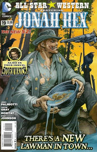 Cover Thumbnail for All Star Western (DC, 2011 series) #19