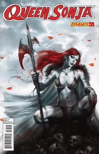 Cover Thumbnail for Queen Sonja (Dynamite Entertainment, 2009 series) #35