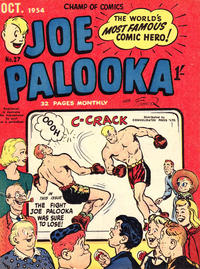 Cover for Joe Palooka (Magazine Management, 1952 series) #27