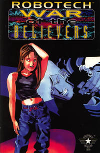Cover Thumbnail for Robotech: War of the Believers (Academy Comics Ltd., 1996 series)