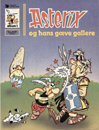 Cover Thumbnail for Asterix (genoptryk) (Egmont, 1979 series) #1