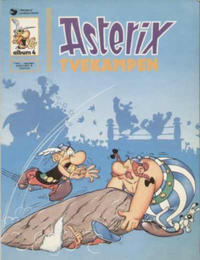 Cover Thumbnail for Asterix (genoptryk) (Egmont, 1979 series) #4