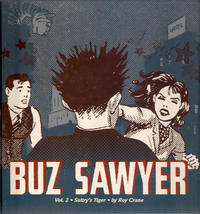 Cover Thumbnail for Buz Sawyer (Fantagraphics, 2011 series) #2 - Sultry's Tiger