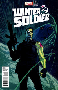 Cover Thumbnail for Winter Soldier (Marvel, 2012 series) #17 [Variant Edition]