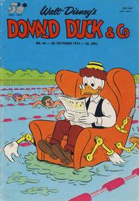 Cover Thumbnail for Donald Duck & Co (Hjemmet / Egmont, 1948 series) #44/1973