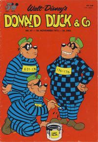 Cover Thumbnail for Donald Duck & Co (Hjemmet / Egmont, 1948 series) #47/1973