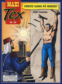 Cover Thumbnail for Maxi Tex (Hjemmet / Egmont, 2008 series) #28