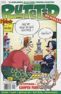 Cover Thumbnail for Rutetid (Hjemmet / Egmont, 2010 series) #2/2013