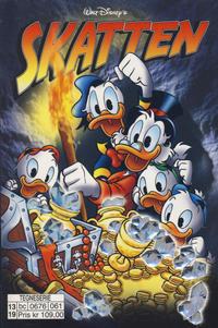 Cover Thumbnail for Donald Duck Tema pocket; Walt Disney's Tema pocket (Hjemmet / Egmont, 1997 series) #[57] - Skatten