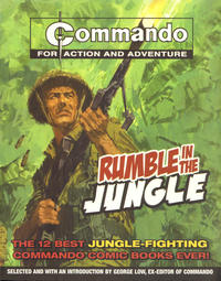 Cover Thumbnail for Commando: Rumble in the Jungle (Carlton Publishing Group, 2008 series)