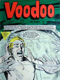 Cover Thumbnail for Voodoo (L. Miller & Son, 1961 series) #5