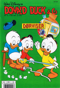 Cover Thumbnail for Donald Duck & Co (Hjemmet / Egmont, 1948 series) #18/1990
