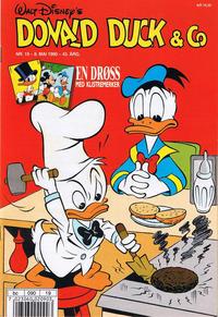 Cover Thumbnail for Donald Duck & Co (Hjemmet / Egmont, 1948 series) #19/1990
