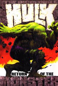 Cover Thumbnail for Incredible Hulk (Marvel, 2002 series) #1