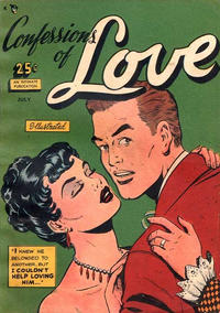 Cover Thumbnail for Confessions of Love (Comic Media, 1950 series) #2