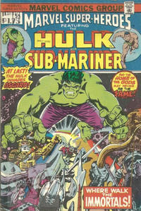Cover Thumbnail for Marvel Super-Heroes (Marvel, 1967 series) #55 [Price Variant]