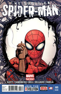 Cover Thumbnail for Superior Spider-Man (Marvel, 2013 series) #5 [2nd Printing]