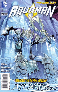 Cover Thumbnail for Aquaman (DC, 2011 series) #19